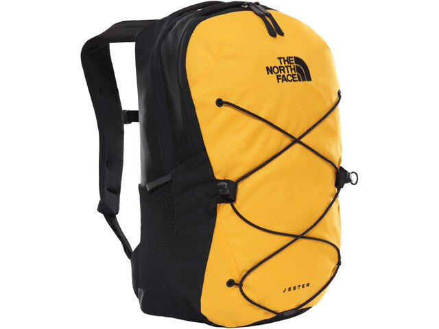 The North Face Jester Sac À Dos, summit gold/TNF black